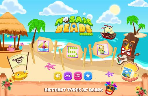Mosaic Beads Puzzle: Hama Magic 3.2 screenshots 1