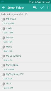 FolderMount [ROOT] Screenshot