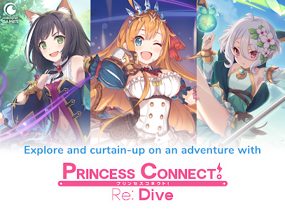 Princess Connect Re: Dive 1