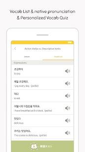 Eggbun Learn Korean Fun MOD APK 4