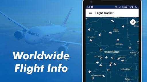 Flight Tracker-Plane Finder, Flight status & Radar 1.15 Screenshots 8