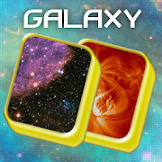 Mahjong Galaxy Space: astronomy mahjongg solitaire