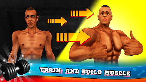 Fitness Gym Bodybuilding Pump android2mod screenshots 3