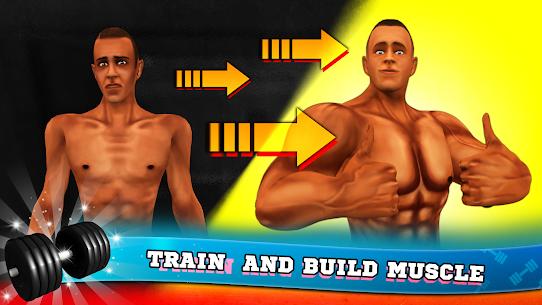 Fitness Gym Bodybuilding Pump 3