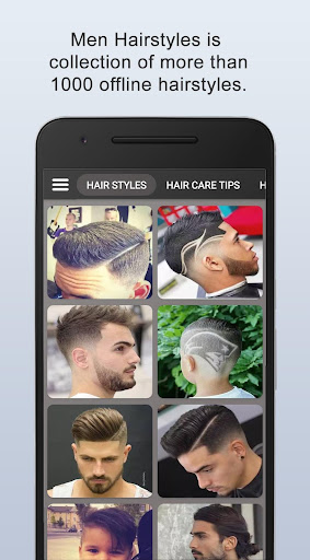 Boys Men Hairstyles and boys Hair cuts 2021 apktram screenshots 1