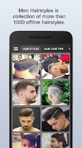 Boys Men Hairstyles and boys Hair cuts 2020 2.9.1 Mod APK Download 1