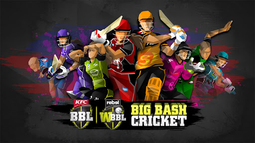 Big Bash Cricket 2.1 screenshots 1