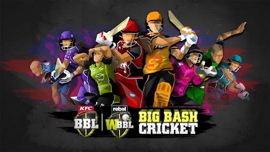 Big Bash Cricket MOD Apk 2.1 (Unlimited Money) 1