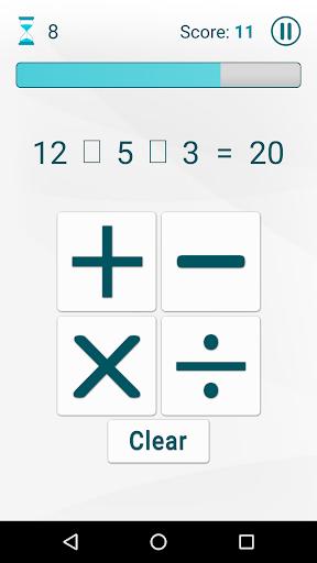 Math Games 2.9 screenshots 2