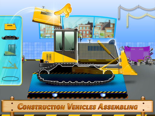 City Construction Vehicles - House Building Games screenshots 16
