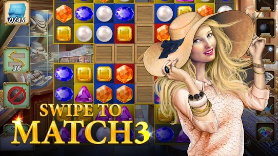 Relic Match 3: Mystery Society 4.35 Mod APK Direct Download 1