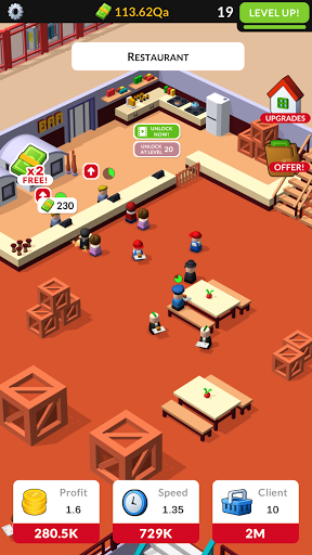Mall Business: Idle Shopping Game screenshots 4