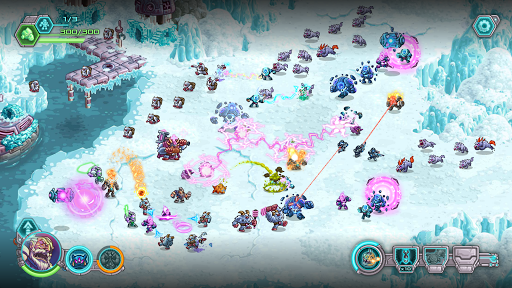 Iron Marines: RTS Offline Real Time Strategy Game 1.6.3 screenshots 6