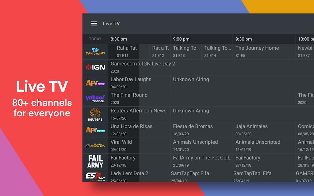 Plex: Stream Free Movies, Shows, Live TV & more  poster 17