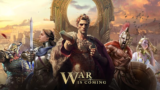 Rise of Warlords MOD Apk 1.0.2 (Unlimited Money) 1