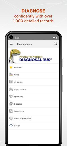 Diagnosaurus DDx 2.7.80 Screenshots 1