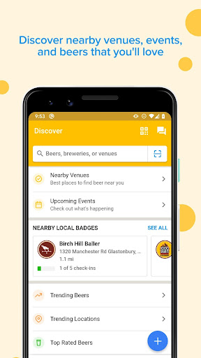 Untappd - Discover Beer  Paidproapk.com 2