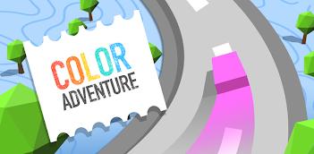 Jugar a Colour Adventure: ¡A dibujar! gratis en la PC, así es como funciona!
