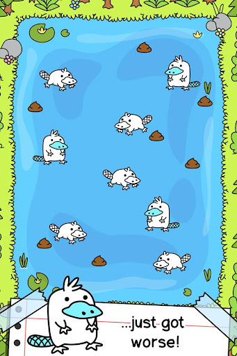 Platypus Evolution - Crazy Mutant Duck Game screenshots 2