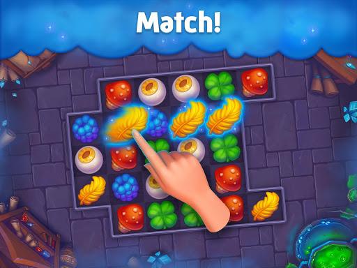 Spellmind - Magic Match  screenshots 7