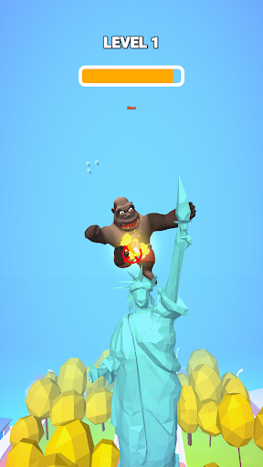Angry Monsters screenshot 2