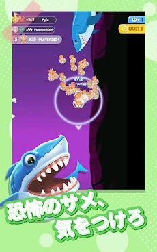 マージフィッシュ - Fish Go.ioのおすすめ画像4