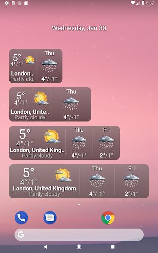 Palmary Weather  Screenshots 19