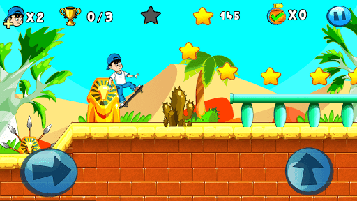 Skater Kid 7.1.29.8 screenshots 7