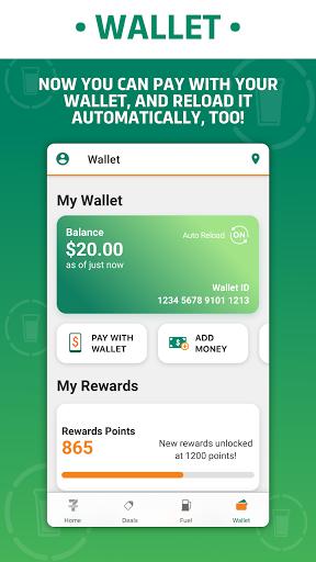 7-Eleven: Rewards & Shopping screenshots 3