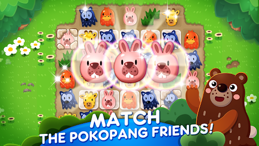 POKOPOKO The Match 3 Puzzle  screenshots 7