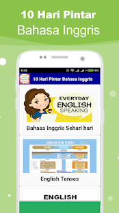 10 Smart Days of English Screenshot