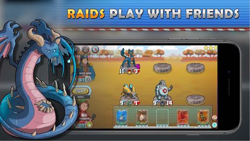 Monster Battles: TCG - Card Duel Game. Free CCG 2.3.7 Screenshots 3