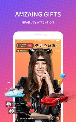 Live Stream Video Chat- StarMe apktram screenshots 2