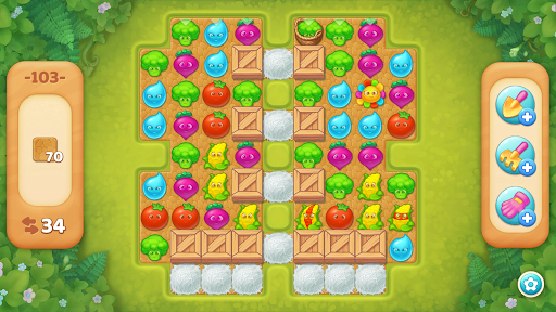 Jungle Mix Match Three: New Jewel in Match-3 Games apkpoly screenshots 8