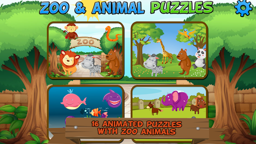 Zoo and Animal Puzzles apkdebit screenshots 1
