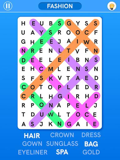 Word Search ud83cudfafud83dudd25ud83dudd79ufe0f screenshots 10