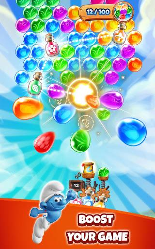 Smurfs Bubble Shooter Story modavailable screenshots 12
