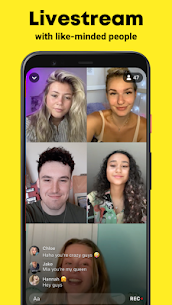 Yubo – Join, play, Make new friends online 2