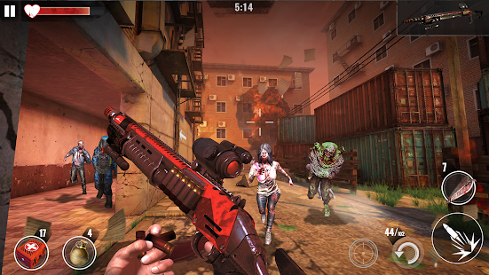 ZOMBIE HUNTER: Offline Spiele Screenshot