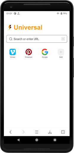 Universal Downloader - Download Any Video For Free android2mod screenshots 1