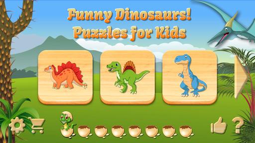 Dino Puzzle 3.3.7 screenshots 1