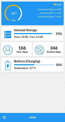 gadget report screenshot 1