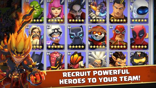 Heroes Mobile: World War Z 1.0.4 de.gamequotes.net 2
