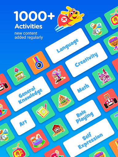 Kiddopia: Preschool Education & ABC Games for Kids  screenshots 9