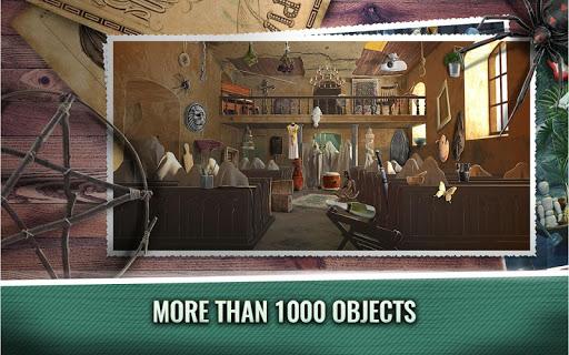 Abandoned Places Hidden Object Escape Game 2.8 screenshots 8