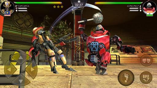 Clash Of Robots- Ultimate Fighting Battle Game 3D 31.2 screenshots 5
