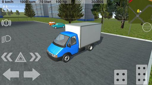Russian Light Truck Simulator 1.5 screenshots 1