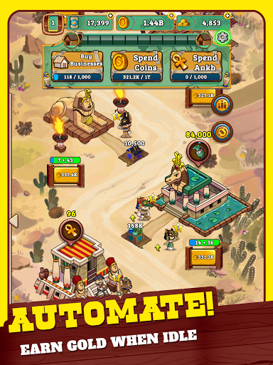 Idle Frontier: Tap Town Tycoon 1.066 screenshots 16
