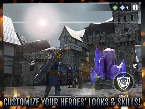 Heroes and Castles 2 - Strategy Action RPG  screenshots 9