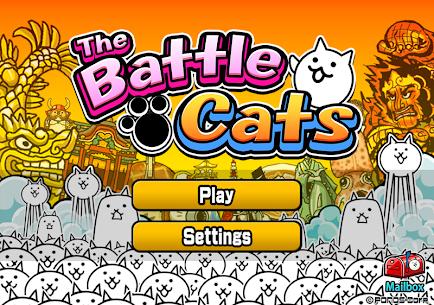The Battle Cats Mod Apk (Unlimited Money) 10